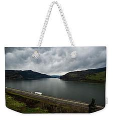 Storm Brewing On The Columbia Weekender Tote Bag