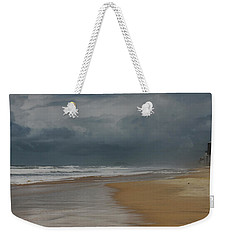 Storm Brewing On The Gold Coast Weekender Tote Bag