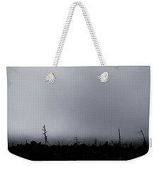 Weekender Tote Bag featuring the photograph Storm by Cat Connor