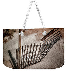 Storm Fence Series No. 2 Weekender Tote Bag