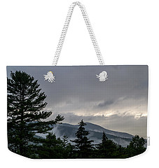 Storm Is Clearing Weekender Tote Bag