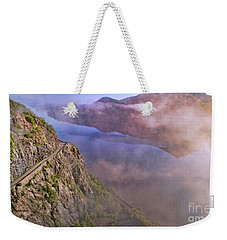 Storm King Highway Weekender Tote Bag