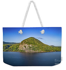 Storm King Mountain From Breakneck Ridge Weekender Tote Bag