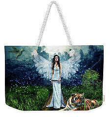 Storm Maiden Weekender Tote Bag