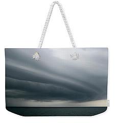 Storm Near Liberia Weekender Tote Bag