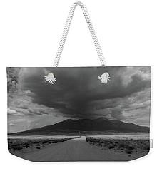 Storm Over Blanca Peak Weekender Tote Bag