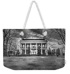 Storm Over Loyd Hall Plantation Weekender Tote Bag by Andy Crawford