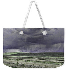 Storm Over Monida Pass  Weekender Tote Bag