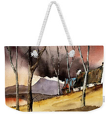 Storm Over Muckish Weekender Tote Bag