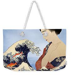 Storm Protector Weekender Tote Bag