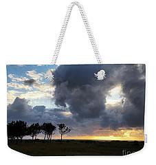 Storm Roller Weekender Tote Bag