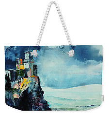 Storm The Castle Weekender Tote Bag by Tom Riggs
