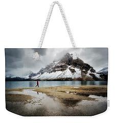 Storm Tracker Weekender Tote Bag by Nicki Frates