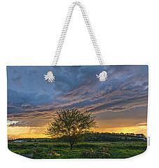 Storm Tree Weekender Tote Bag