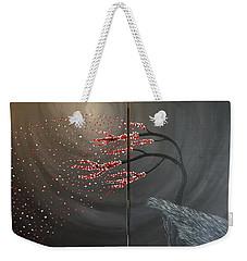 Storm Wind Weekender Tote Bag