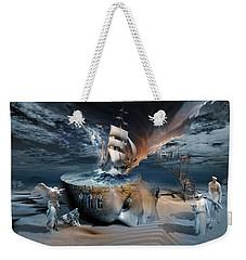 Stormbringer Weekender Tote Bag