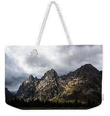 Weekender Tote Bag featuring the photograph Storming Light by Colleen Coccia