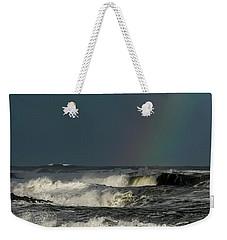 Stormlight Seaside Cove Weekender Tote Bag