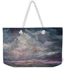 Storm's Approaching Weekender Tote Bag