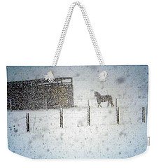 Storms Of Life Weekender Tote Bag