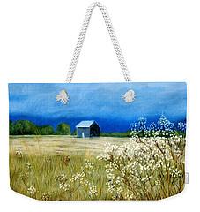 Stormy Afternoon Weekender Tote Bag
