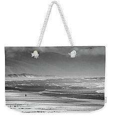 Stormy Oceanside Oregon Weekender Tote Bag