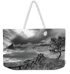 Stormy Sky At The Ranch Weekender Tote Bag