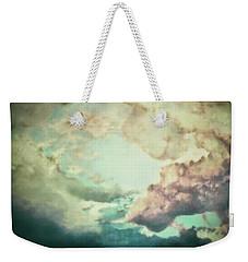 Stormy Sky Weekender Tote Bag by AugenWerk Susann Serfezi