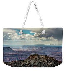 Stormy Sky Past Bridgers Knoll Weekender Tote Bag