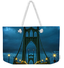 Stormy St. Johns Weekender Tote Bag by Wes and Dotty Weber