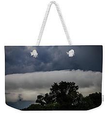 Stormy Summer Sky Weekender Tote Bag