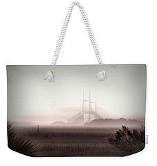 Stormy Surprise Weekender Tote Bag