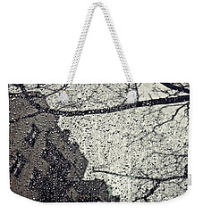 Stormy Weather Weekender Tote Bag by Sarah Loft