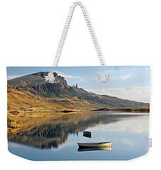 Storr Reflection Weekender Tote Bag