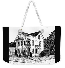 Stouffville House Weekender Tote Bag