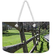 Stowe Recreation Path Weekender Tote Bag