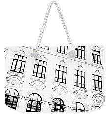 St.petersburg  #7804 Weekender Tote Bag by Andrey Godyaykin