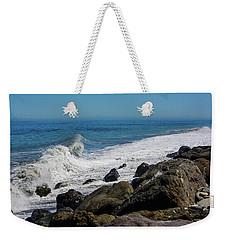Weekender Tote Bag featuring the photograph Strait Of Juan De Fuca by Tikvah's Hope