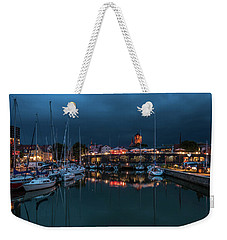 Stralsund At The Habor Weekender Tote Bag
