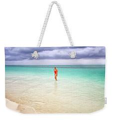 Stranded Weekender Tote Bag by Nicki Frates
