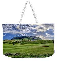 Strandhill Golf Course And Knocknarae Weekender Tote Bag