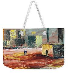 Strange Land Weekender Tote Bag