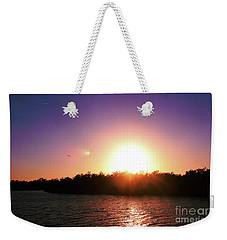 Strange Light #2 Weekender Tote Bag