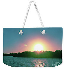 Strange Light #3 Weekender Tote Bag