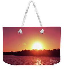 Strange Light #4 Weekender Tote Bag