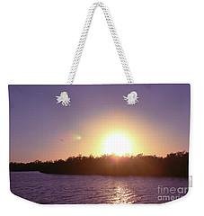 Strange Light #5 Weekender Tote Bag