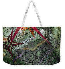 Strange Universe Weekender Tote Bag