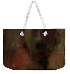 Stranger Weekender Tote Bag by Jim Vance