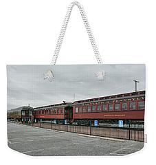Strasburg Railroad Weekender Tote Bag
