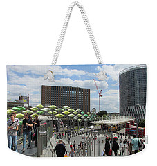 Stratford Bus Station - London Weekender Tote Bag